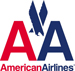 American Airlines Logo Square