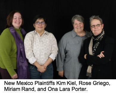 New Mexico Plaintiffs, names in caption