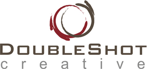 Doubleshot Creative Official Logo